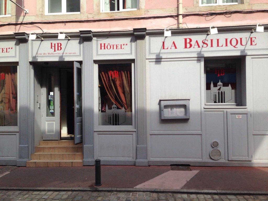 Hotel La Basilique