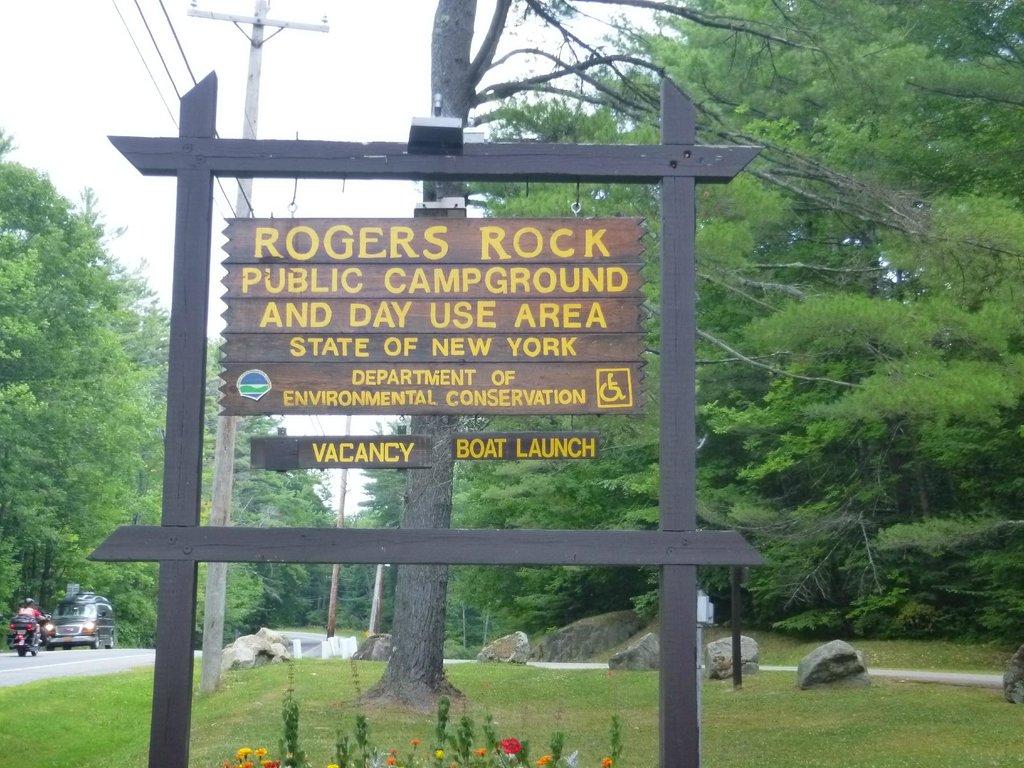 Rogers Rock
