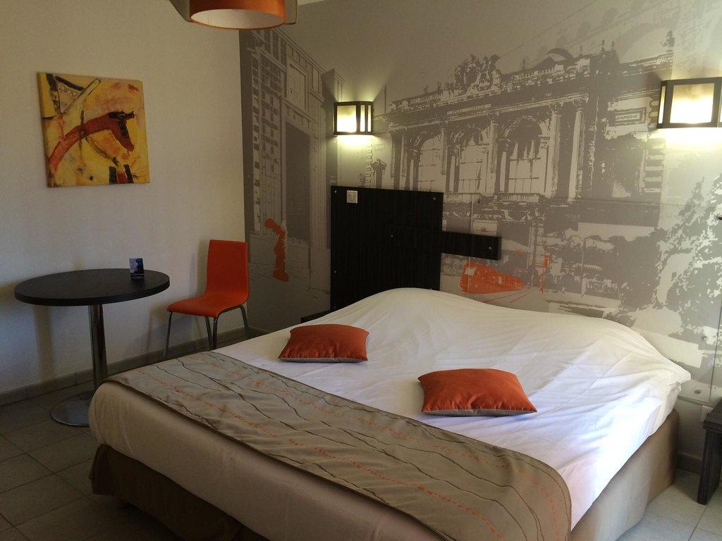 Lagrange City Aparthotel du Chateau Montpellier