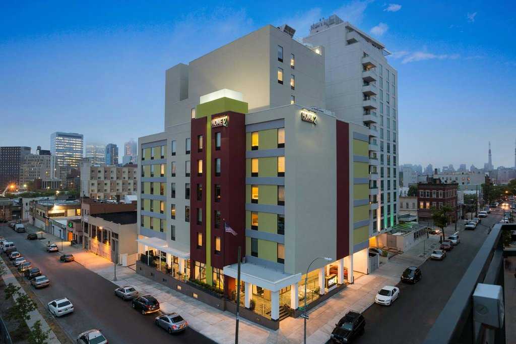 Home2 Suites by Hilton New York Long Island City/ Manhattan View