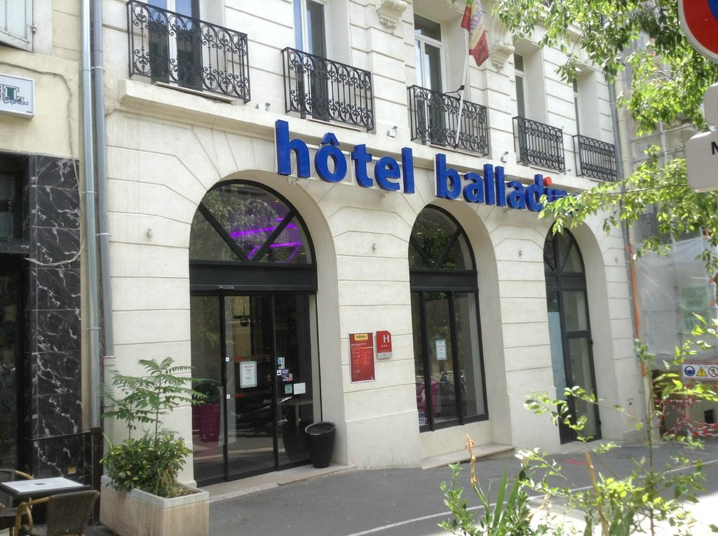 Hotel balladins Marseille Gare