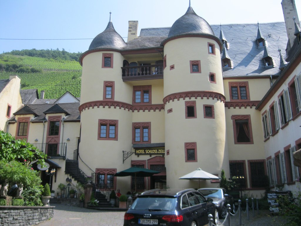 Hotel Schloss Zell
