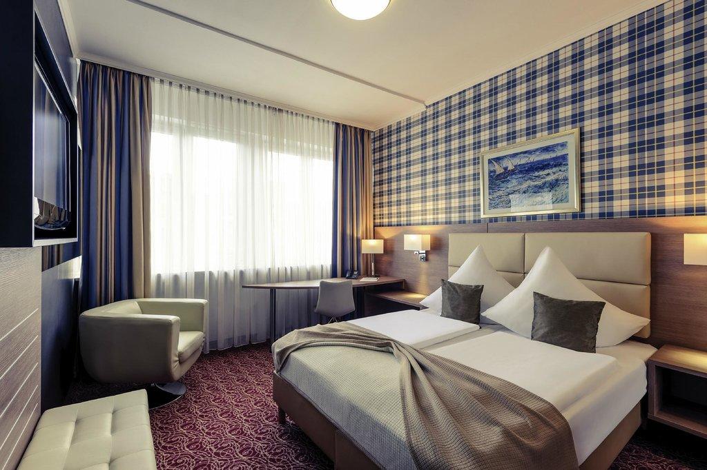 โรงแรมเมอร์เคียวไกเซอร์โฮฟ แฟรงก์เฟิร์ตซิตี้เซนเตอร์