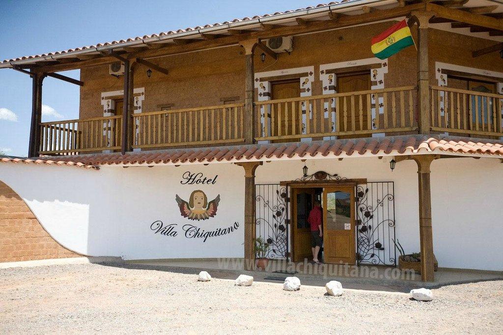 Hotel Villa Chiquitana