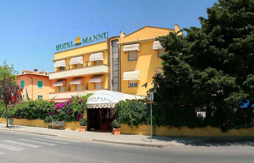 Mannu Hotel
