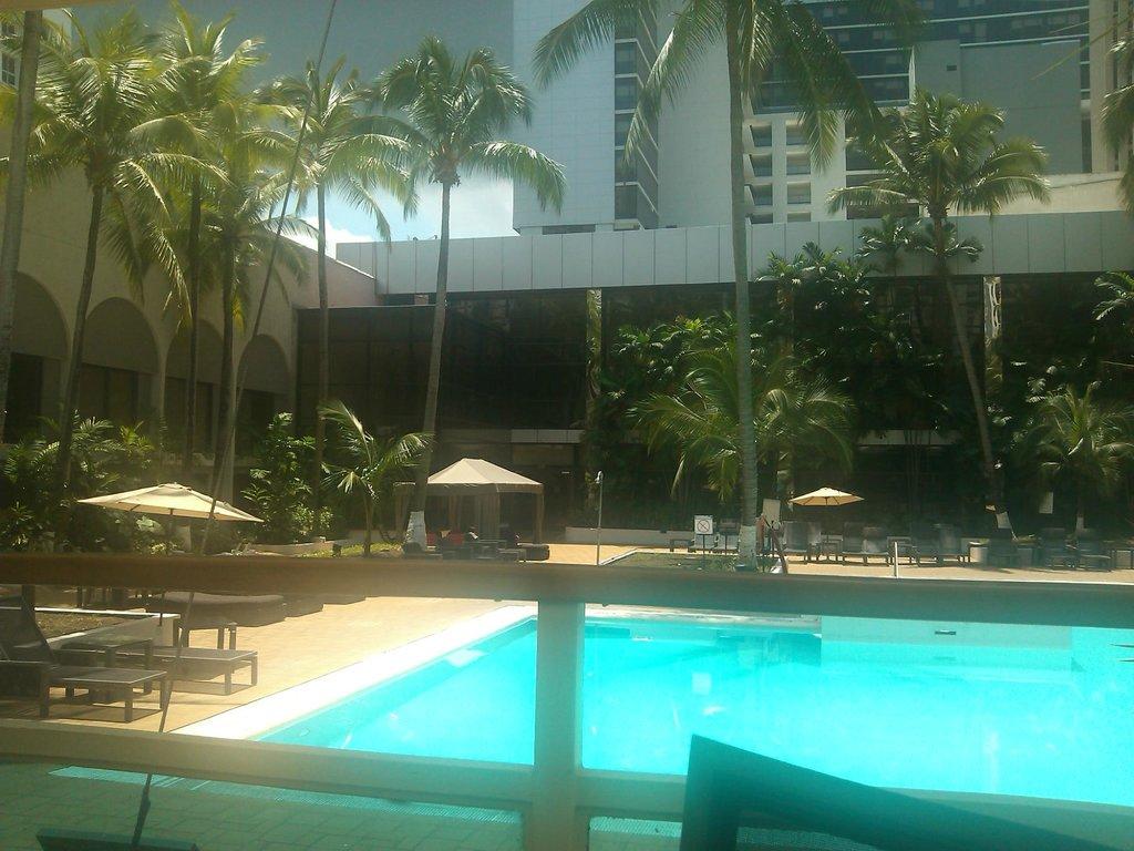 シェラトン パナマ ホテル & コンベンション センター