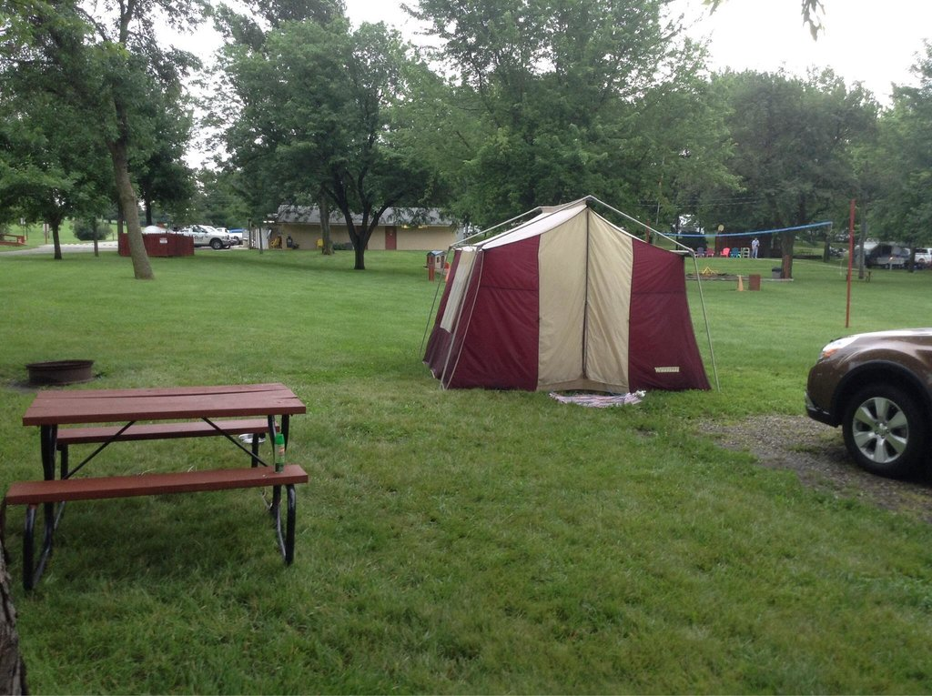 Newton KOA Campground