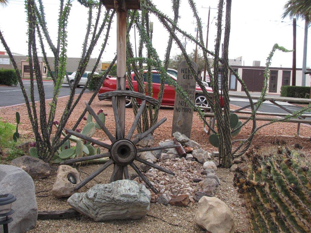 Larian Motel Tombstone