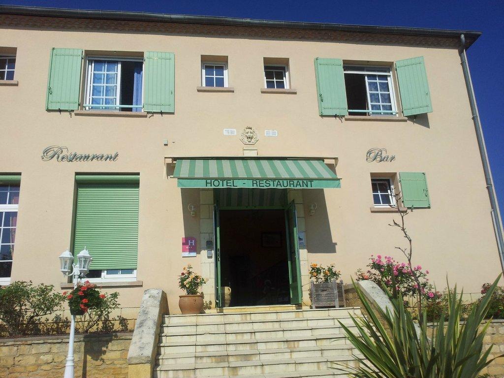 Hotel Restaurant Les Terrasses de Beauregard