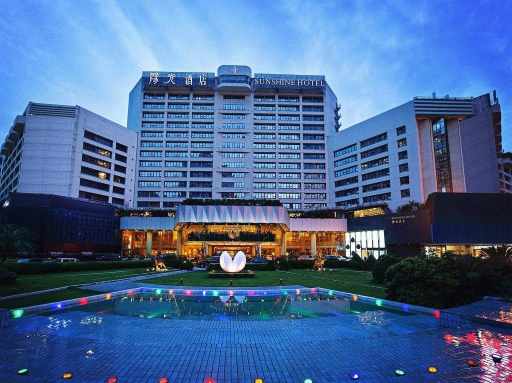 선샤인 호텔 셴젠