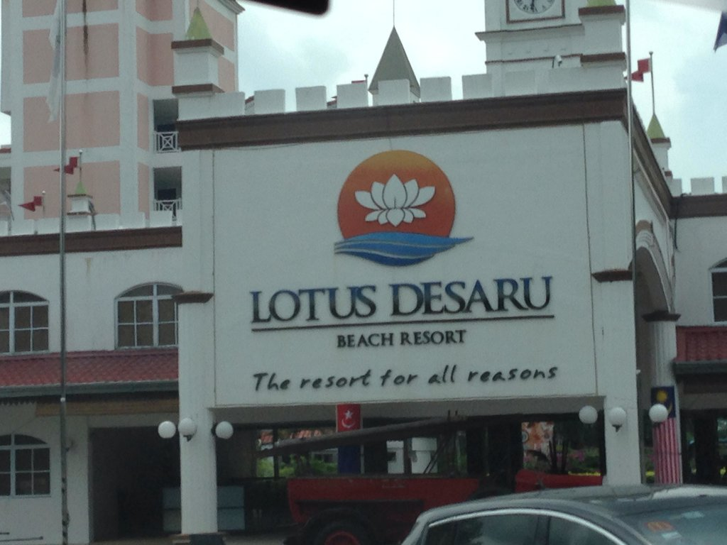 Lotus Desaru Beach Resort