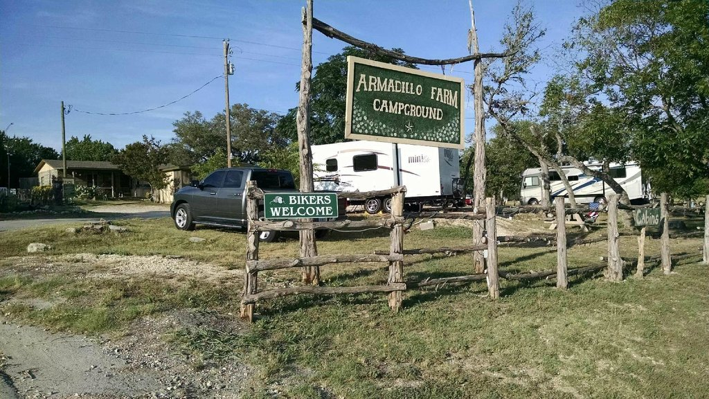 The Armadillo Farm Campground