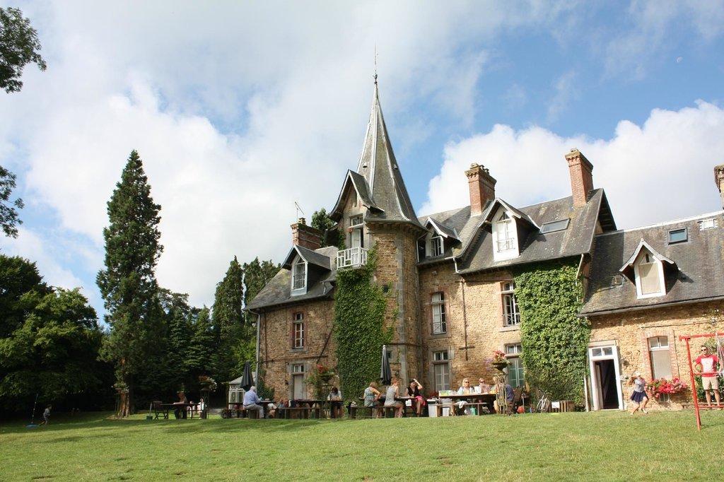 Chateau de la Baudonniere
