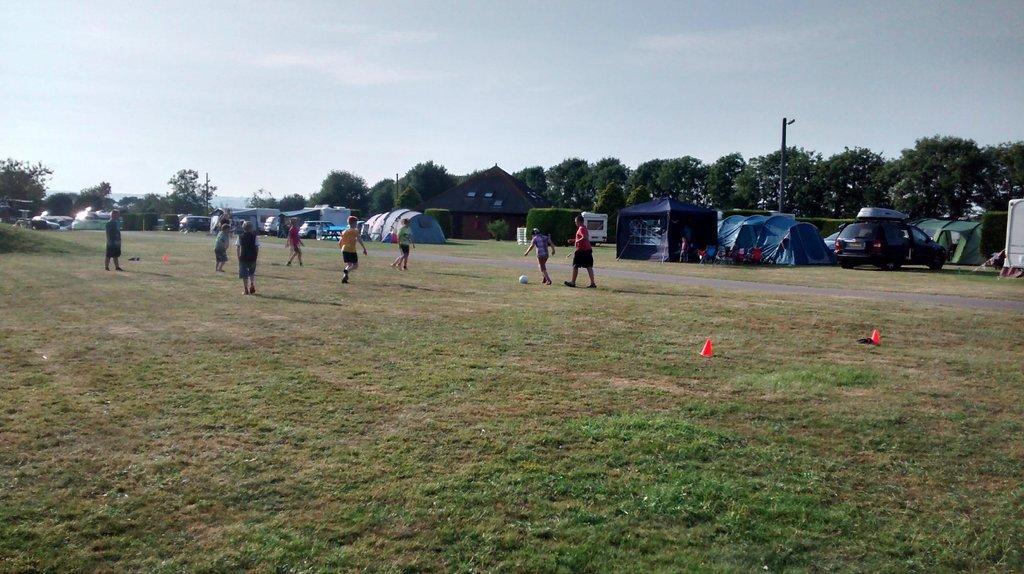 The Shrubbery Caravan & Camping Park