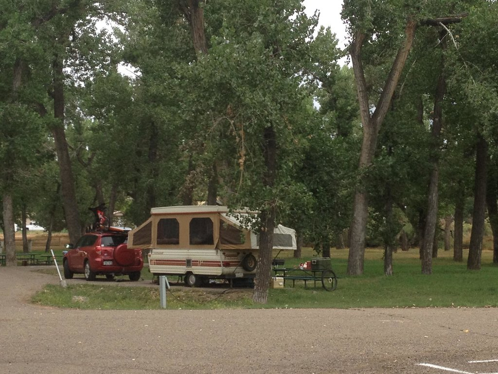 Rangely Camper Park
