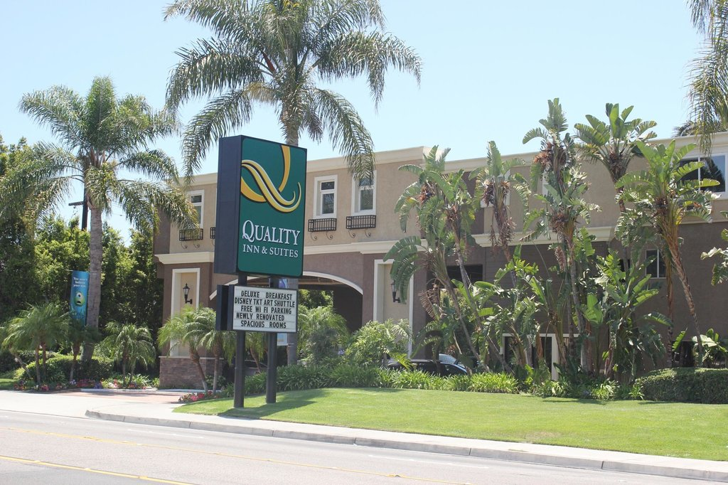 Quality Inn & Suites Anaheim Maingate