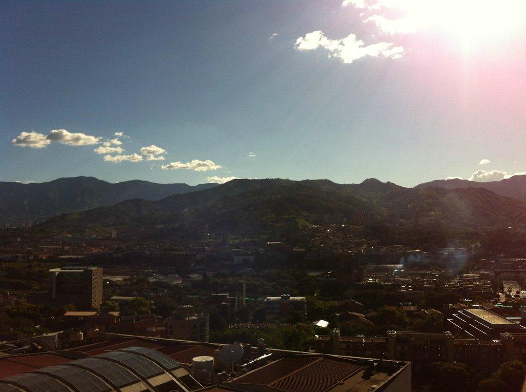 Medellin Corporate Stays