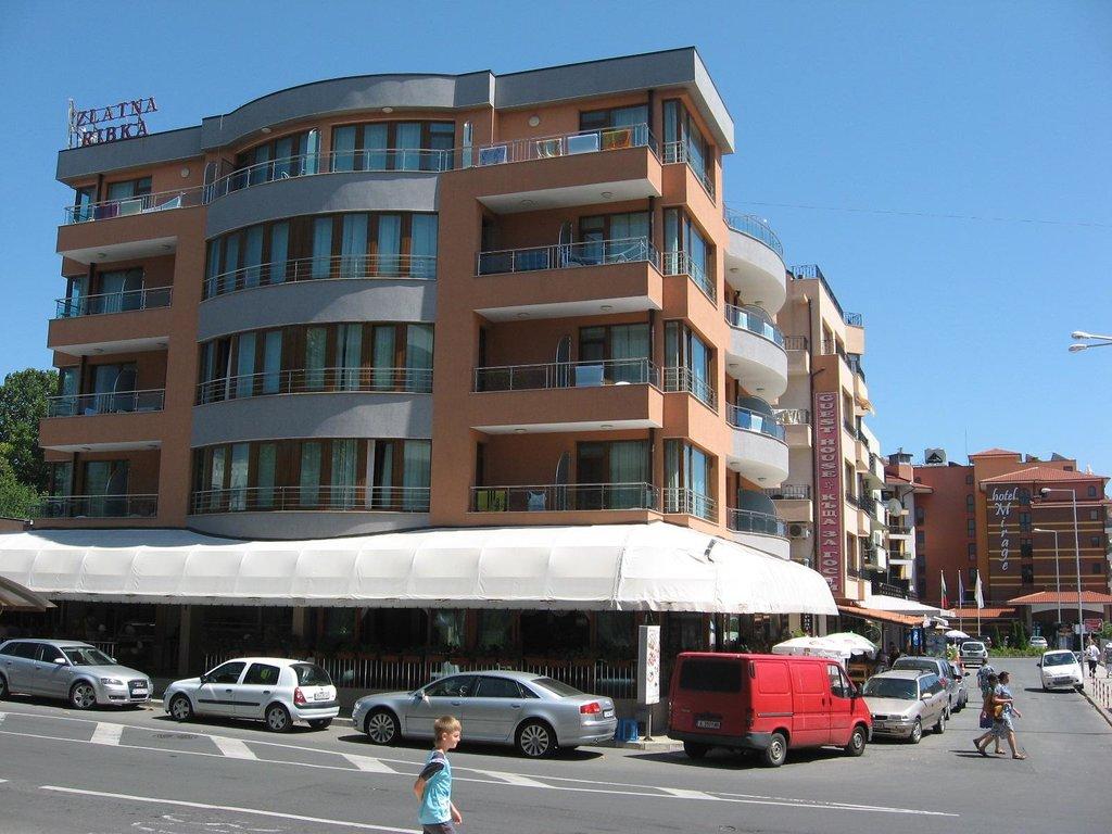 Zlatna Ribka Hotel