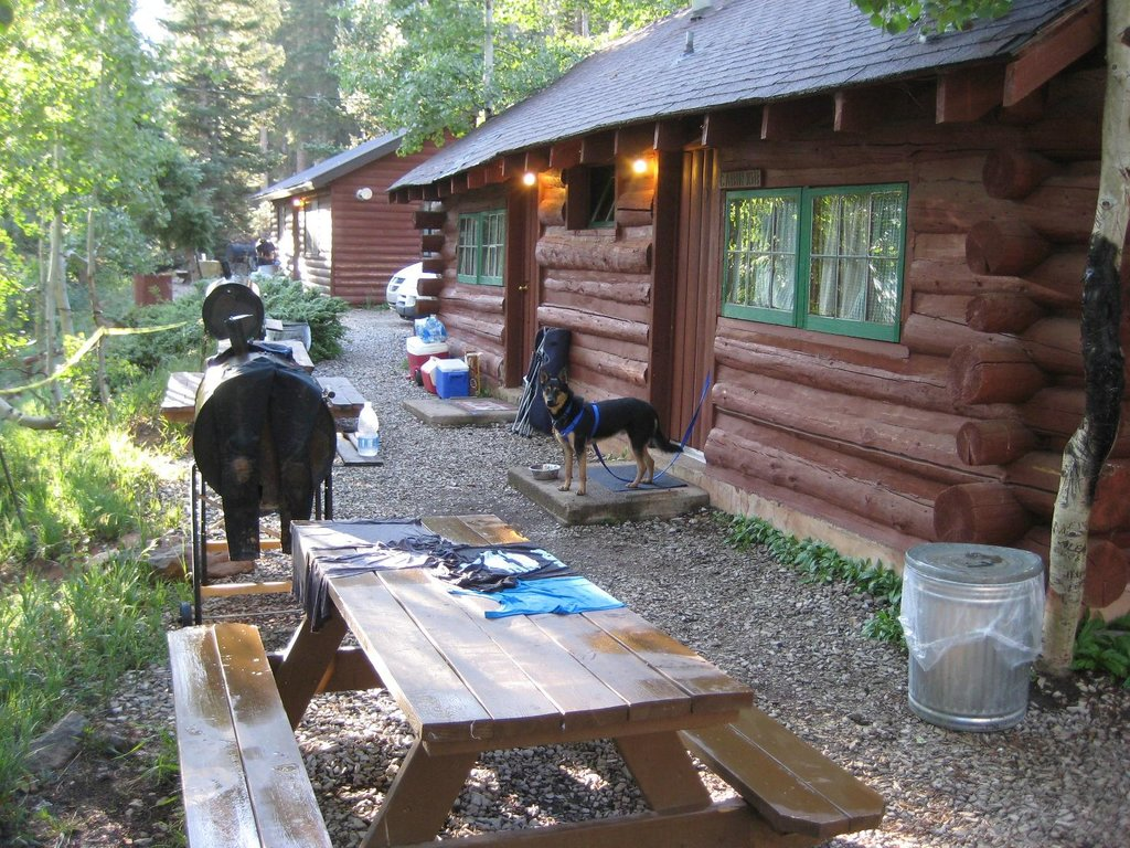 Navajo Lake Lodge