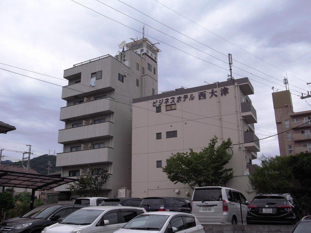 ビジネスホテル西大津