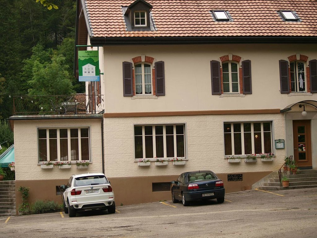 Hotel de la Maison-Monsieur