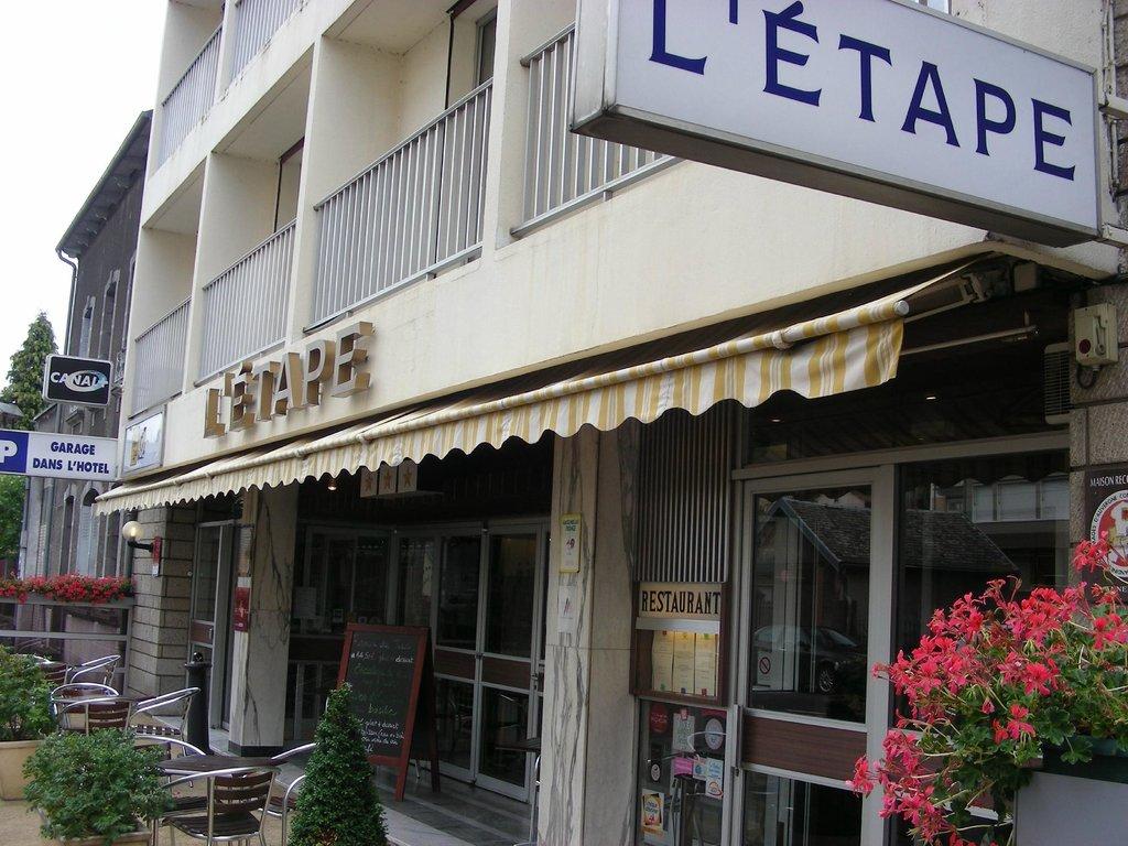 Grand Hotel l'Etape