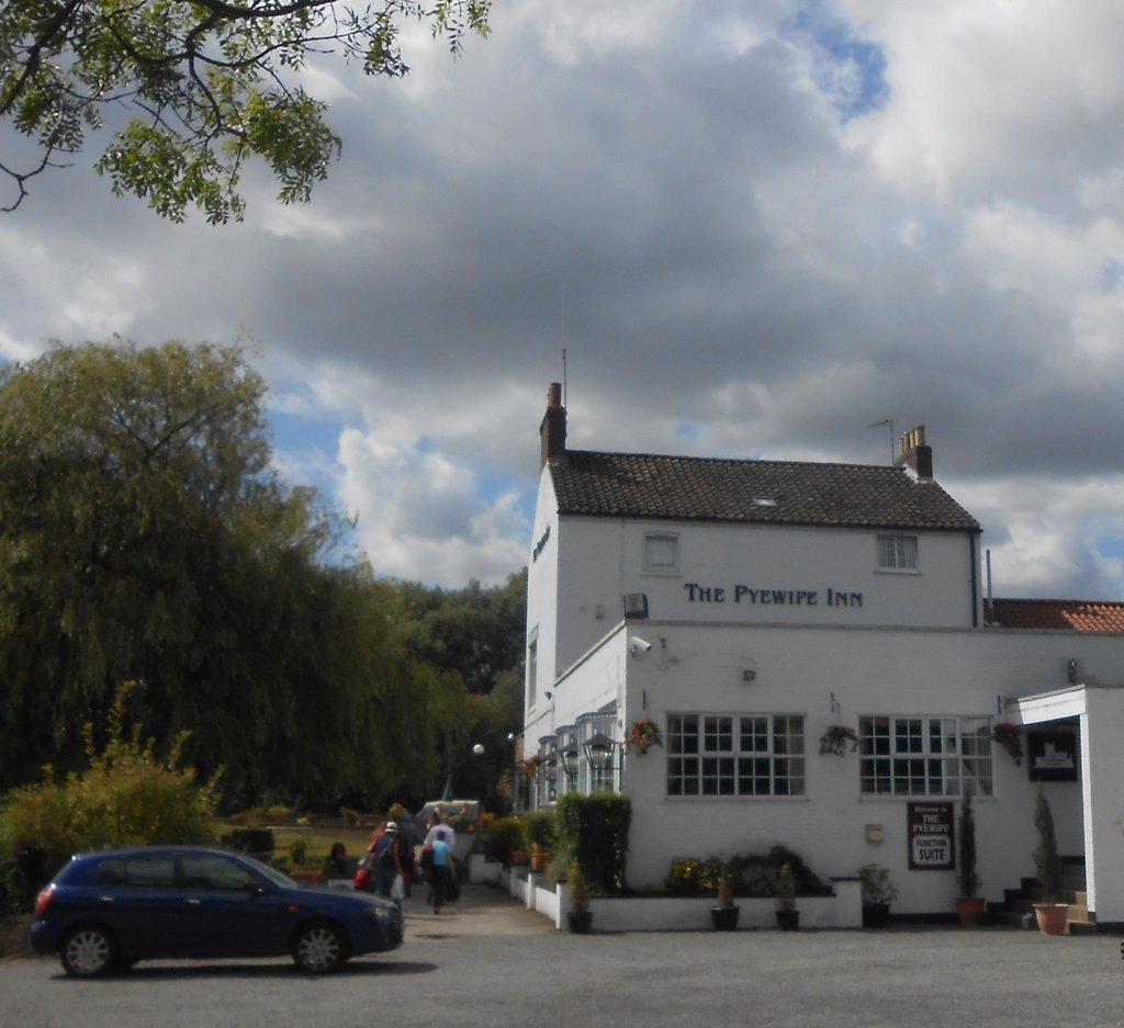 The Pyewipe Inn