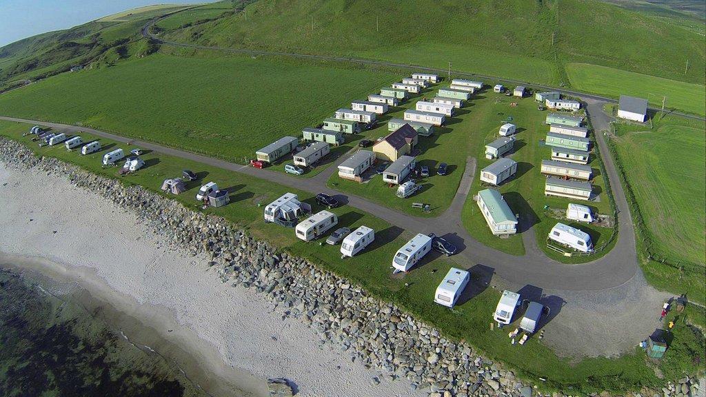 Killegruer Caravan Site