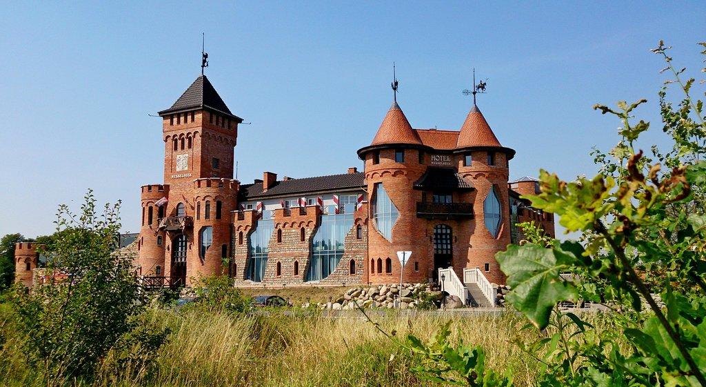 Castle Hotel Nesselbeck