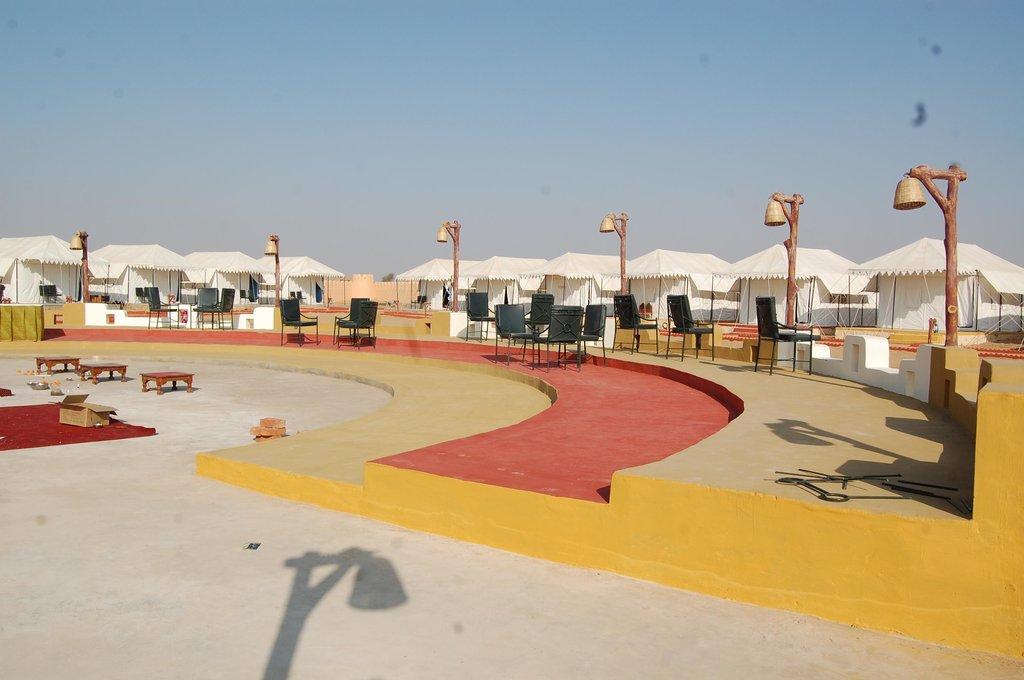 Chokhi Dhani Desert Camp