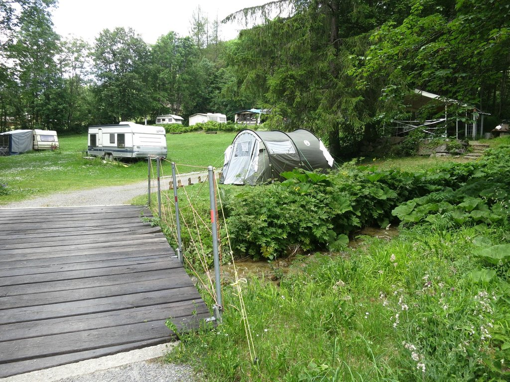 TCS Camping Club Vaud