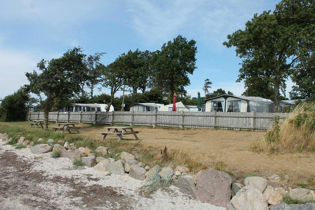 Faldsled Strand Camping