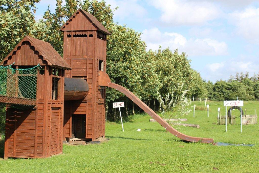 Bindesbolgard Farm Holiday
