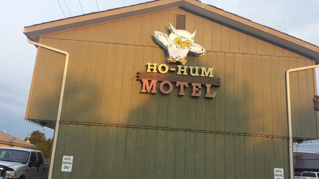 Ho Hum Motel