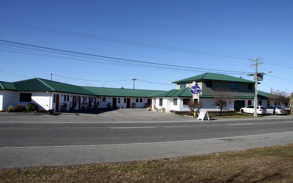 Aspen Court Motel - Twizel