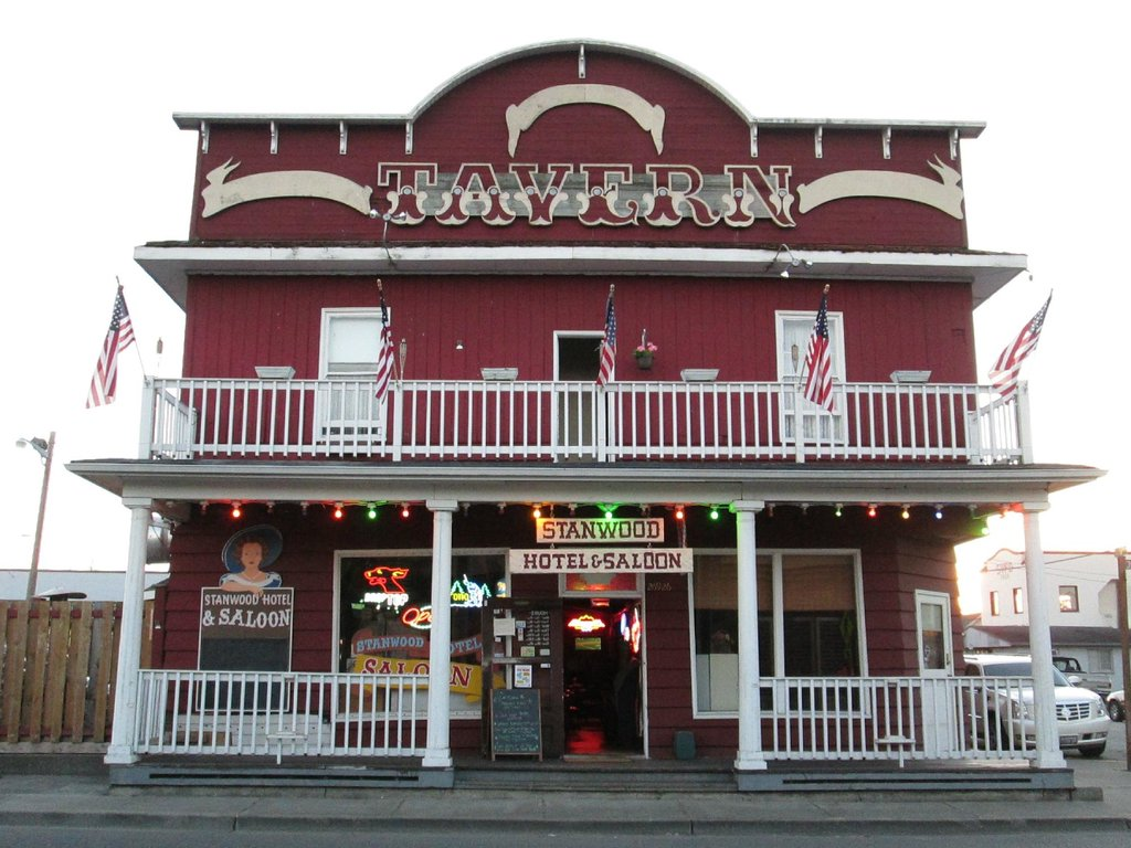 Stanwood Hotel and Saloon