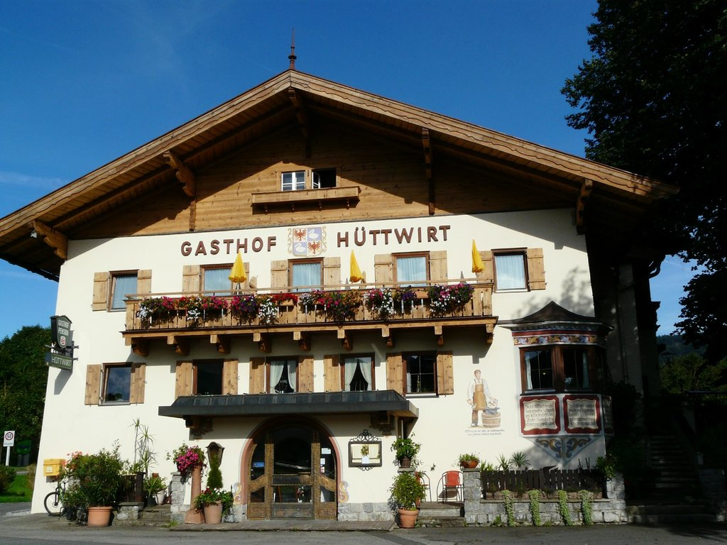 Gasthof Huettwirt