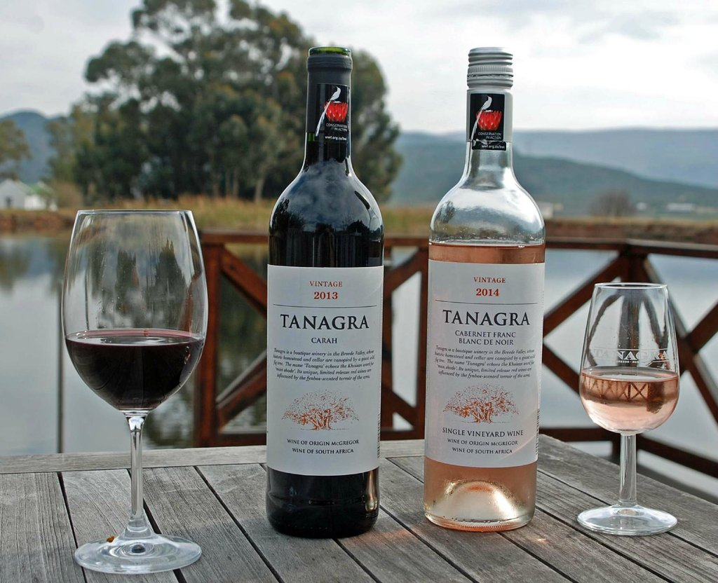 Tanagra Wine + Guestfarm