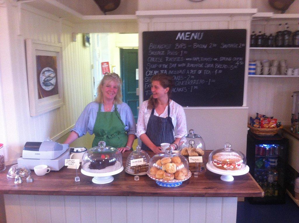 Image Rannoch Station Tearoom in Central Scotland