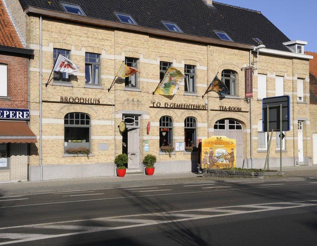 Guesthouse 't oud Gemeentehuis Poelkapelle