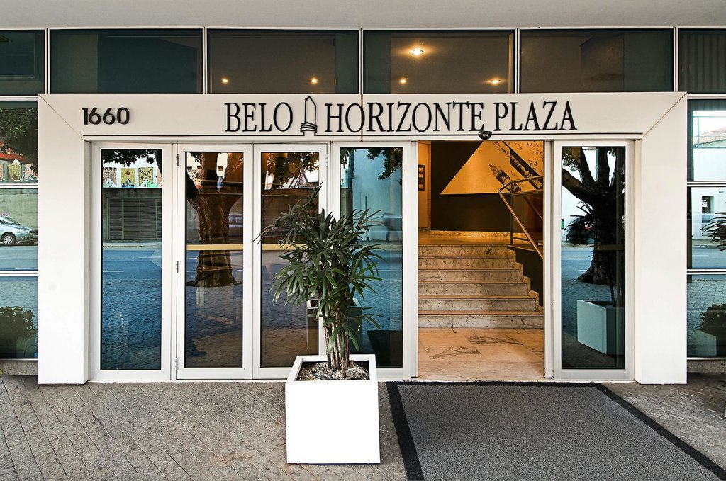 Hotel Belo Horizonte Plaza