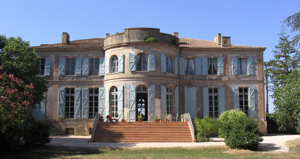 Chateau de Clermont-Saves