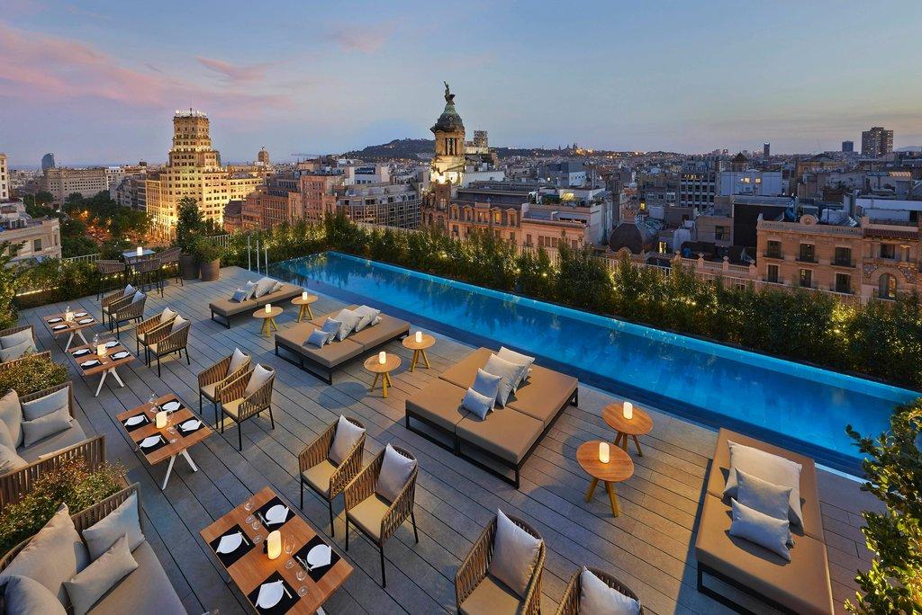 巴塞羅那文華東方酒店
