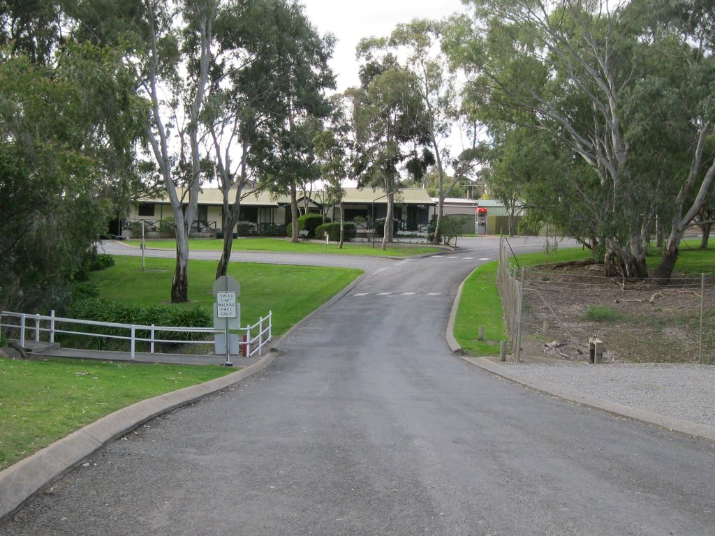 Woodcroft Park