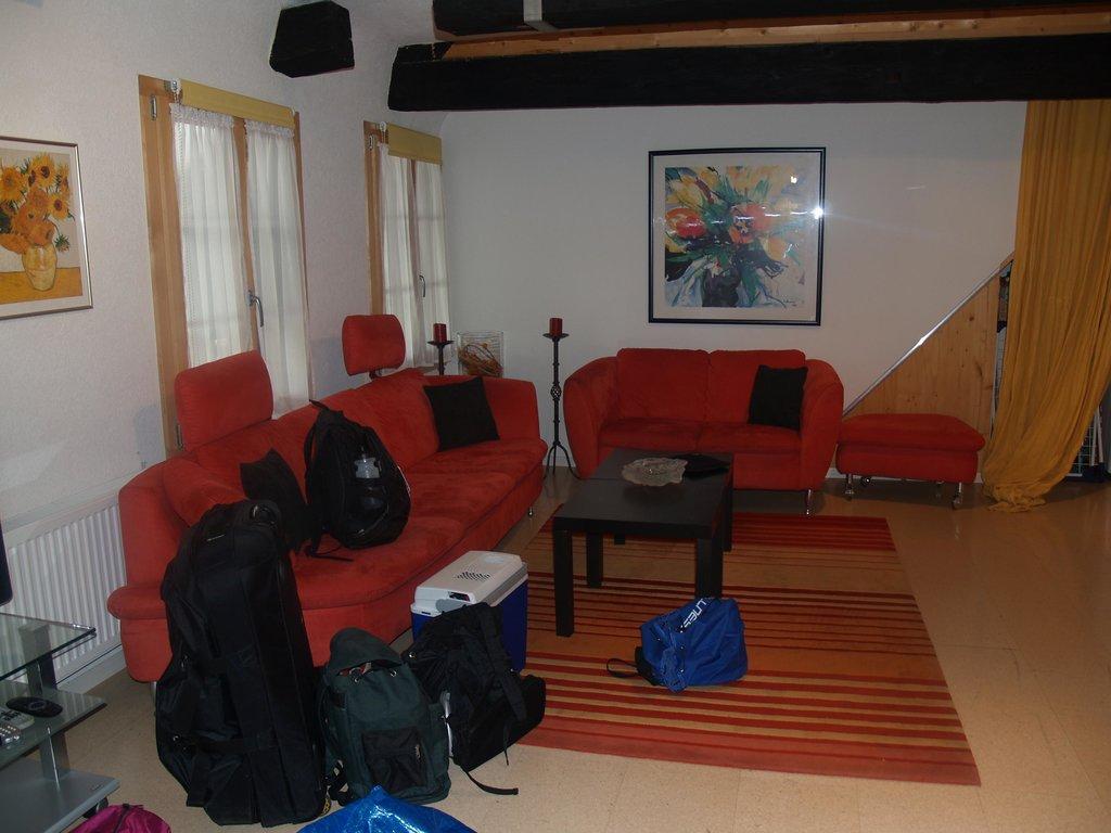 Hadassa Apartments Saba / Jona