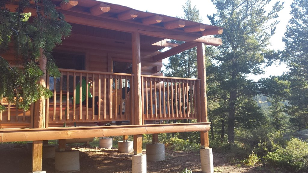 Camper Cabins at Hermit Park Open Space