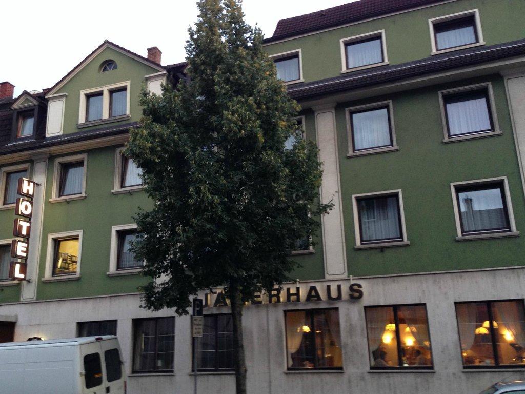 Hotel Restaurant Jaegerhaus