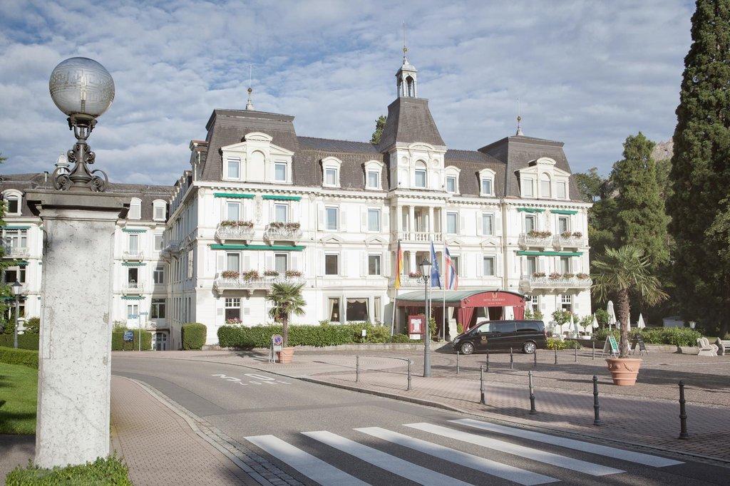 Panacee Grand Hotel Roemerbad