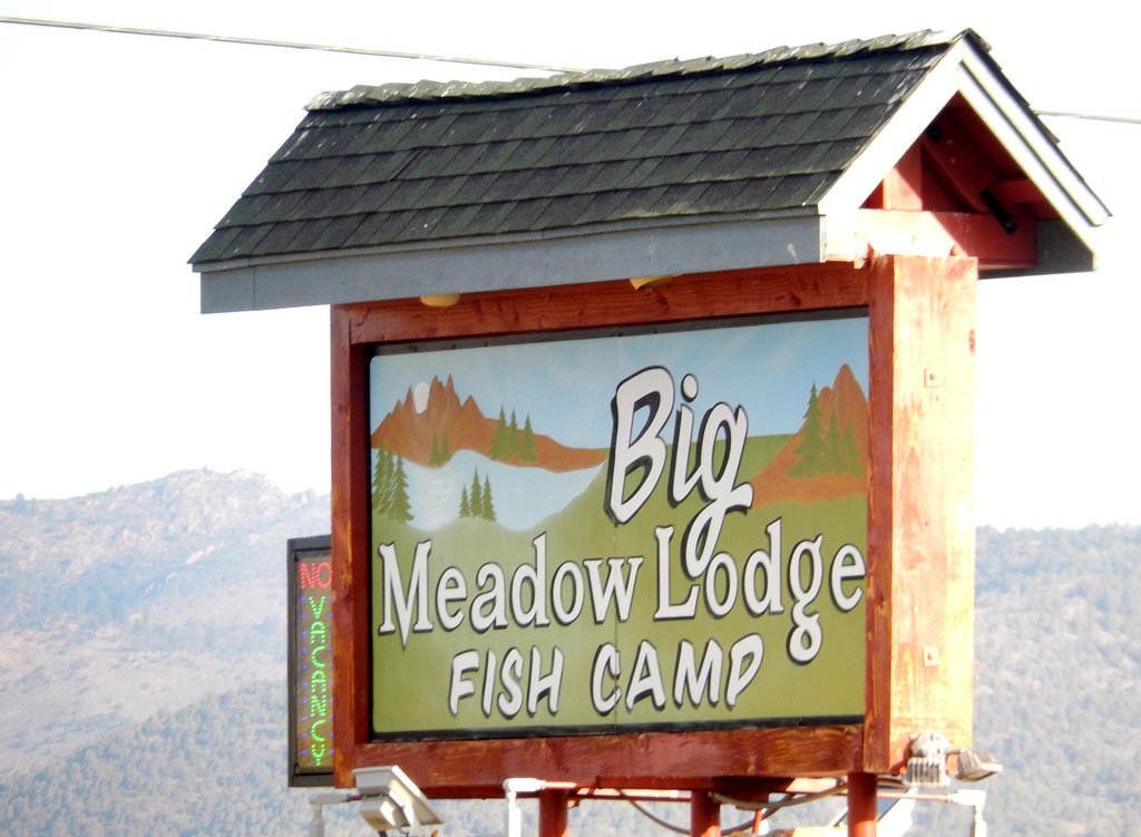 ‪Big Meadow Lodge‬
