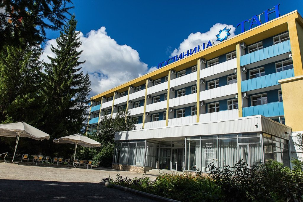 Tan Hotel Complex